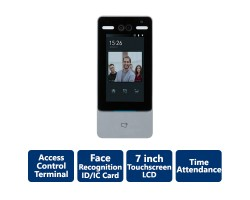 Face Recognition Access Control and Time Attendance Terminal