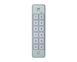 626 Series Piezo System Jamb width surface Keypad
