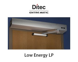 Ditec Low Energy Low Profile Left Hand Pull Clear 39/41/45""