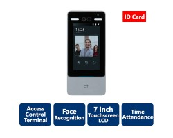 Face Recognition Access Control and Time Attendance Terminal (ID Card Type)