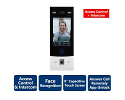 Face Recognition Access Control & Intercom Outdoor Station