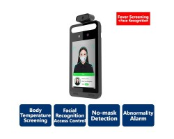EYEONET AI Face Recognition & Fever screening Terminal
