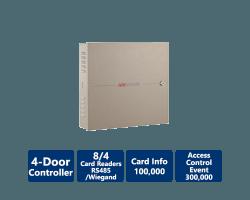DS-K2604 Hikvision 4-Door Controller
