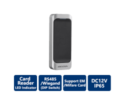 DS-K1107E Hikvision Card Reader