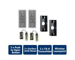 Camden RFL254 LAZERPOINT Wireless Switch Kit