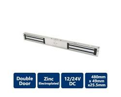 Double-Door Magnetic Lock