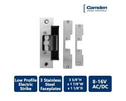 Camden CX-ED2071 'UNIVERSAL' LOW PROFILE GRADE 2 ELECTRIC STRIKES