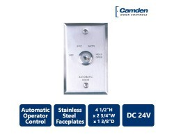 Camden CM-180 AUTOMATIC DOOR KEY SWITCHES