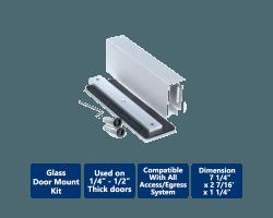 Camden CX-1013 Magnetic Lock Accessories