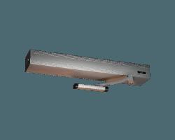Ditec HA8 Low Profile Low Energy single RH PULL Door Operators,45'', Bronze