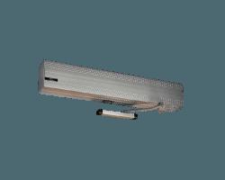 Ditec HA8 Standard Profile Low Energy single RH PULL Door Operators,39'', Bronze