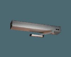 Ditec HA8 Low Profile Low Energy single LH PULL Door Operators,45'', Bronze