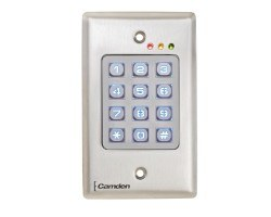 Camden Flush Mount Wired and Wireless Keypads