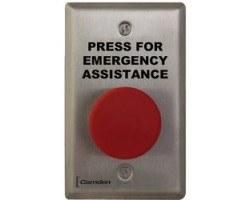 Camden CM-450R/12 Mushroom Push button