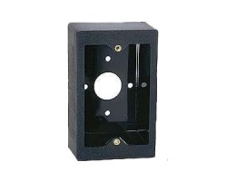 Camden CM-34BL Single Gang Mounting Boxes