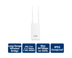 EnGenius EnTurbo Outdoor 5 GHz 11ac Wave 2 Wireless Access Point