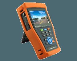 4.3 inch IP camera tester with HD-TVI, AHD, HD-CVI