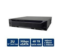 2U standard 19-inch rack case