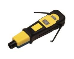 Platinum Tools 13156C PRO-Strike Punchdown Tool, w/110 blade