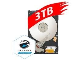SEAGATE : SKYHAWK,3.5inch ,3TB HDD