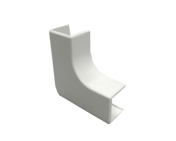 Big Type 2 Right Angle Connector - Off White