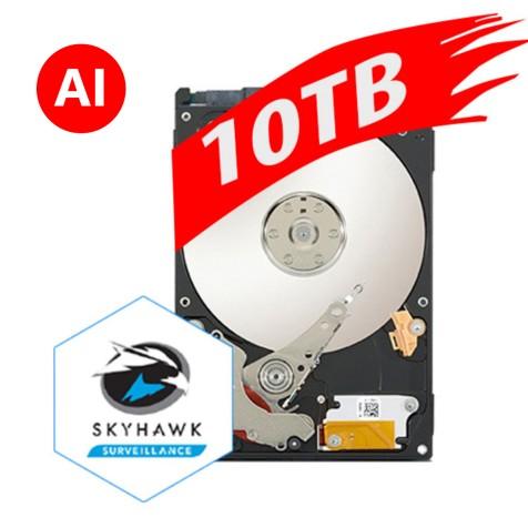 AI Skyhawk,3.5 inch, 10TB HDD