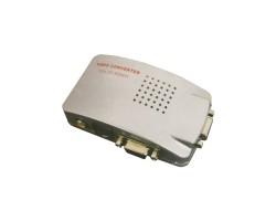 High resolution VGA to BNC Video convertor