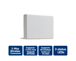 DSC-TR5164-433 PowerSeries 2-Way Wireless Transceiver