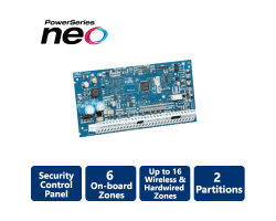 DSC-HS2016NK PowerSeries Neo Security Control Panel