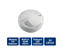 DSC-WS4933 DSC WIRELESS CO DETECTOR