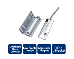 ALARM-BSD-3011 Overhead Door Contact with terminals