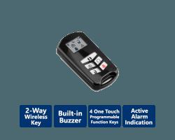 DSC-WT4989 2-Way Wireless Key
