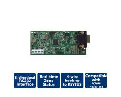 DSC-IT100 PowerSeries Integration Module