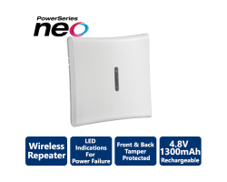 DSC-PG9920CAN Wireless PowerG Repeater