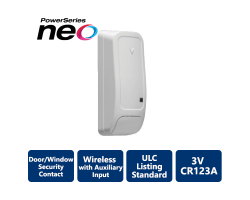 DSC-PG9945 Wireless PowerG Door & Window Security Contact With Auxiliary Input