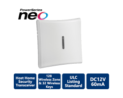 DSC-HSM2HOST9 PowerG Host Home Security Transceiver