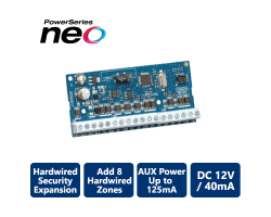 DSC-HSM2108 8 Hardwired Security Expansion