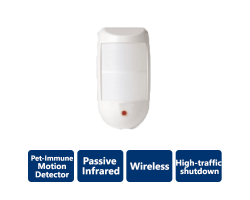 DSC-WLS914-433 Wireless Pet-Immune Passive Infrared Detector