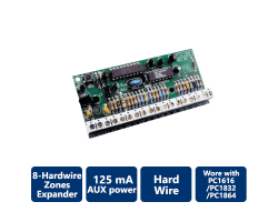 DSC-PC5108 PowerSeries 8-Hardwire Zone Expander