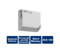 DSC-AC100ULC 8 Acuity Glassbreak Detectors