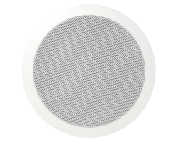 "Speco 86 Series - 8"" 70/25V Modern Grille In-Ceiling Speaker"