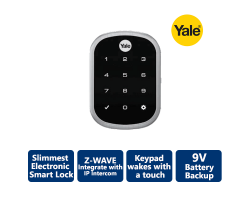 YRD-256 Yale Real Living Assure Lock SL Deadbolt