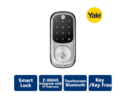 YRD426 Assure Lock Touchscreen