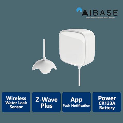 AiBase Smart Home Water Leak Sensor
