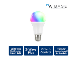 AiBase Smart Home Multi-Color Smart LED Bulb