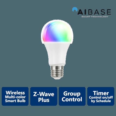 AiBase Smart Home Multi-Color Smart LED Bulb
