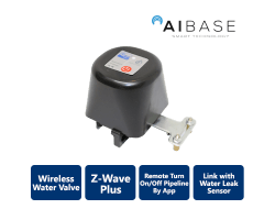 AiBase Smart Home Water Valve