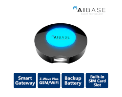 AiBase Smart Home Controller: Wireless Gateway