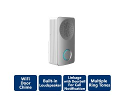 AiBase Wi-Fi Door Chime