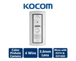 KOCOM KC-MC20 Video Intercom